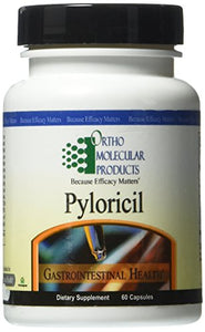 Pyloricil 60 Capsules by Ortho Molecular Products