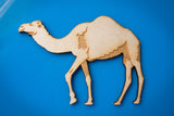 Camel Dromedary - One Hump - Animal Ornament - Magnet - Key Chain - (SVG, DXF, EPS) Digital Download