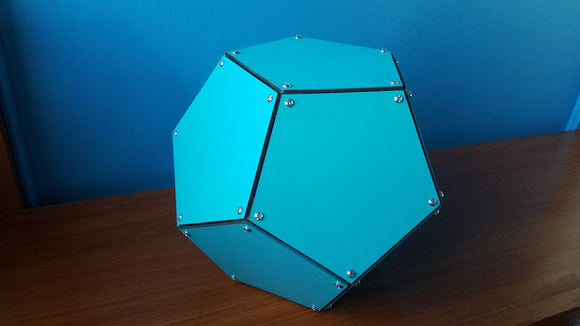 Dodecahedron D12 Kit, Large 10