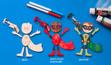 "Super Hero Craft - ""Marvelous Man"" - Digital Download"