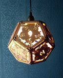 DnD D12 Dice Lamp- Giant 10""
