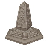 Sample Obelisk Tile - Pillars of Stone