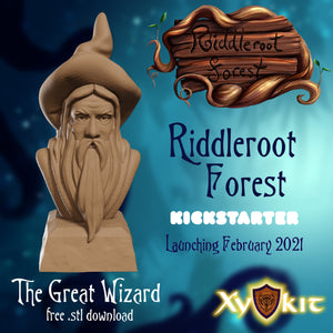 The Great Wizard, Riddleroot Forest Sample