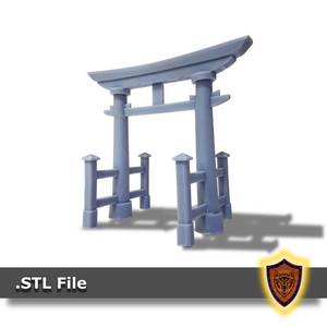 torii gate .stl files