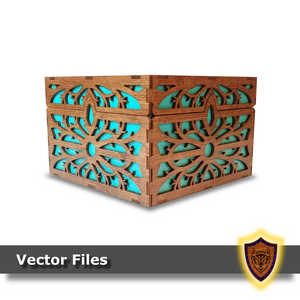 Tree Fantasy Box -Vector Files (Digital Download)