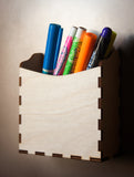 Laser Cut- Pencil Box (Digital Download)