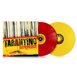 The Tarantino Experience: The Ultimate Tribute To Quentin Tarantino [2LP] (Red & Yellow Colored Vinyl)