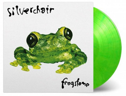 Silverchair - Frogstomp [2LP] (Silver Colored Vinyl, etched side, gatefold)