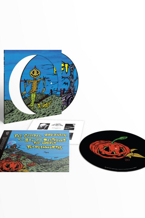 AFI - All Hallow's E.P. [10''] (Picture Disc, 20th Anniversary Edition, limited to 5000)