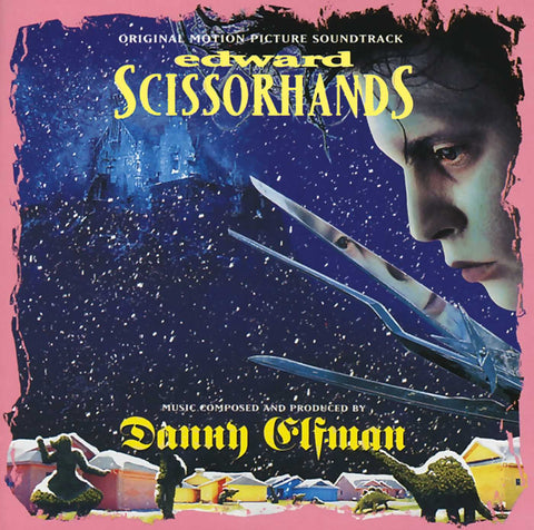 Edward Scissorhands (Soundtrack) [LP]
