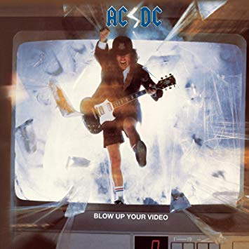 AC/DC - Blow Up Your Video [LP] (180 Gram Vinyl)