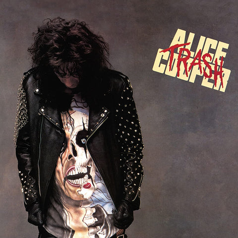 Alice Cooper - Trash [2LP] (Translucent Red Colored Vinyl, gatefold, limited)