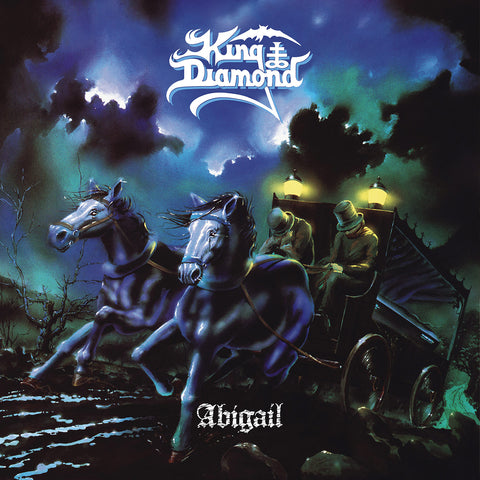King Diamond - Abigail [LP] (Cobalt Colored Vinyl, limited)