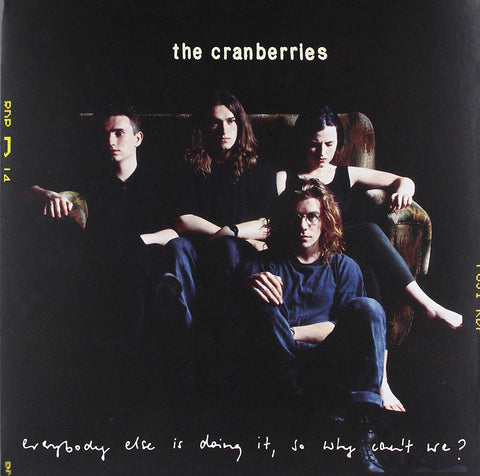 The Cranberries- Everybody Else Is Doing It, So Why Can't We? [LP] (Clear Vinyl, limited)
