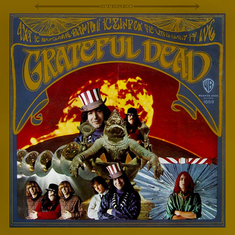 Grateful Dead - The Grateful Dead [LP](Pre-Order)