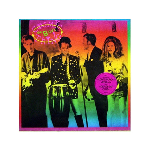 The B-52's- Cosmic Thing [LP] (Black Vinyl)