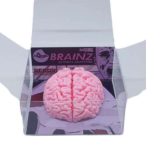 Damir Forty5 45 rpm Adapter - Brainz