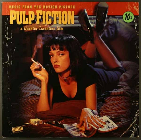 Pulp Fiction (Soundtrack) [LP] (180 Gram)
