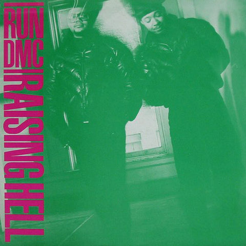 Run-DMC - Raising Hell [2LP] (180 Gram 45RPM Audiophile Vinyl, limited/numbered to 3000)(Pre-Order)