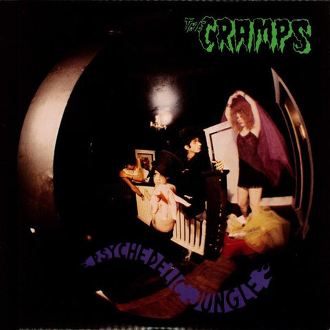 The Cramps- Psychedelic Jungle [LP] (150 Gram)