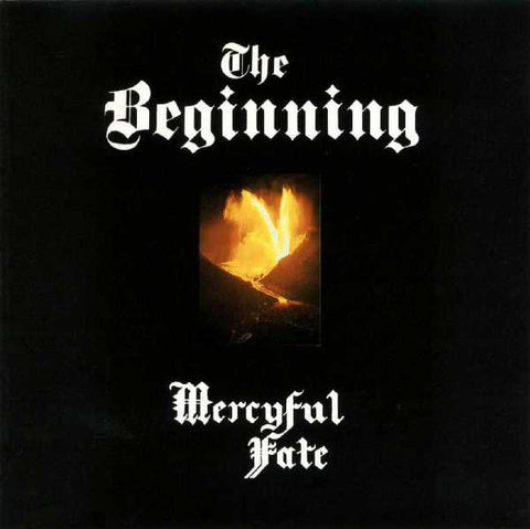 Mercyful Fate - Beginning [LP] (Blue Vinyl, reissue, download, limited)