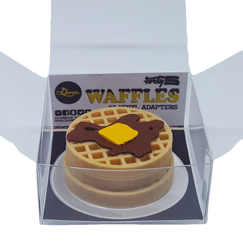Damir Forty5 45 rpm Adapter - Waffles