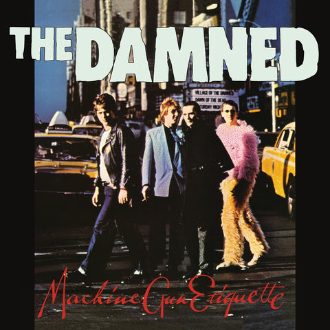 The Damned- Machine Gun Etiquette [LP]
