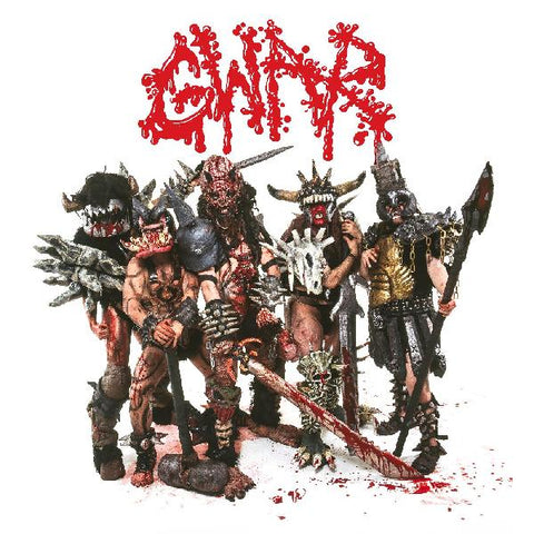 GWAR - Scumdogs Of The Universe (30th Anniversary) [2LP] (Red Marbled Vinyl)(Pre-Order)