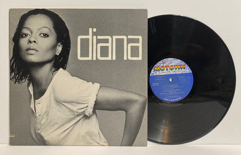 Diana Ross- Diana [LP]