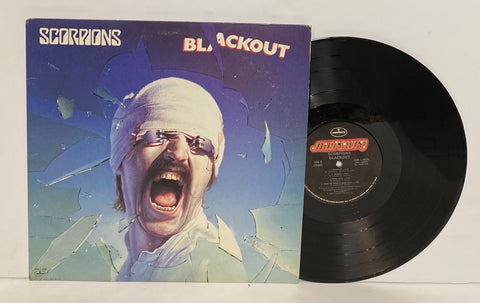 Scorpions- Blackout LP