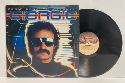 Giorgio Moroder- From here to eternity LP