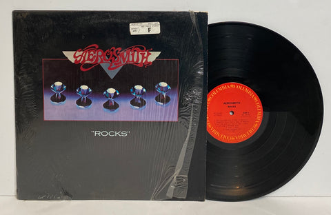 Aerosmith- Rocks LP