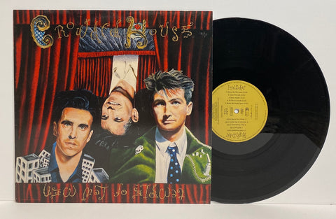 Crowded House ‎– Temple Of Low Men [LP]