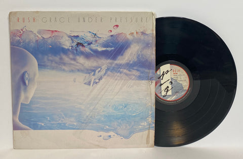 Rush- Grace under pressure LP
