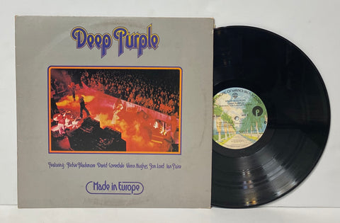 Deep Purple- Made in Europe LP