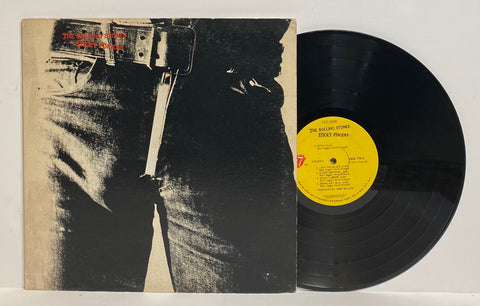 The Rolling Stones- Sticky fingers LP