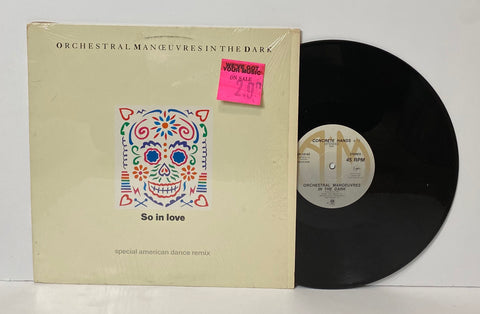 Orchestral Manoeuvres in the Dark- Son in Love LP SINGLE