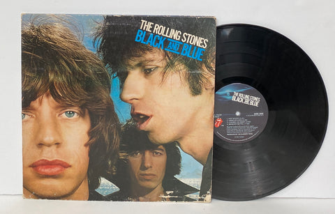 The Rolling Stones- Black and blue LP