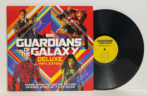 Guardians of The Galaxy- Deluxe vinyl edition 2LP