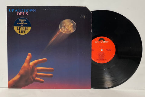 Opus- Up and down LP