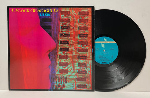 A flock of seagulls- Listen LP