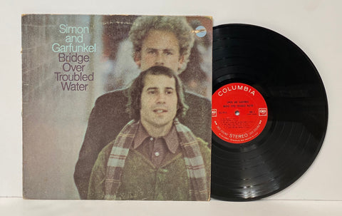 Simon and Garfunkel- Bridge over troubled water LP