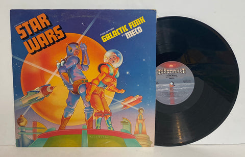 Meco- Star Wars and other Galactic Funk LP