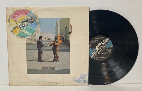 Pink Floyd- Wish you were here LP