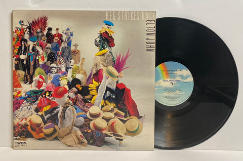Elton John- Reg Strikes Back LP