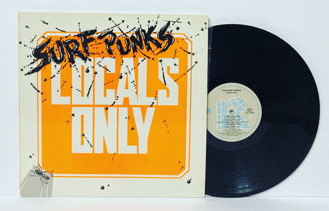 Surf Punks- Locals only LP