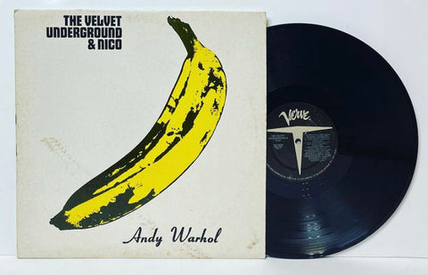 The Velvet Underground & Nico LP 1971 USA REPRESS