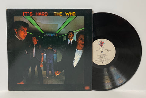 The Who- It's hard LP