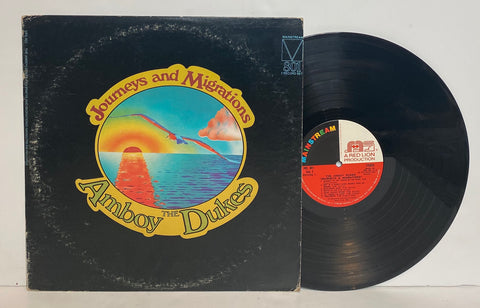 Amboy and The Dukes- Journeys and migration 2LP