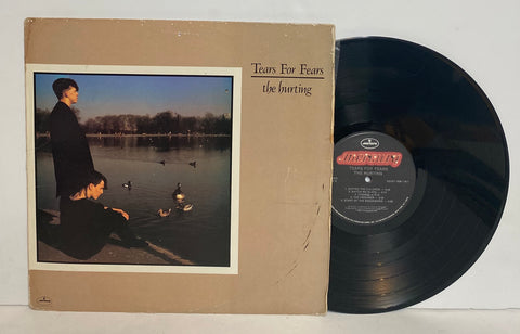 Tears for fears- The Hurting LP